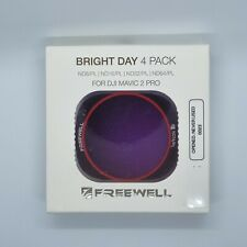 Freewell Seller Refurbished - Mavic 2 PRO Bright Day 4 Pack Filters RRP £69.99