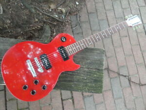 Gibson Les Paul Special guitar with P 90s
