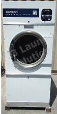 Dexter Dlh30, Single Pocket Dryer, 30 lb Capacity, 120V 60Hz, Natural Gas & Lp