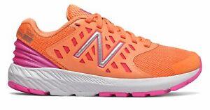 New Balance Kid's FuelCore Urge Big Kids Female Shoes Orange with Pink