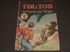 """ALBO D'ORO N.54 I° EDIZIONE 1947 TIM E TOM NEL CUORE DEL TONGO - BUONO """"U"""""""
