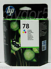 HP 78 Large Original Deskjet OfficeJet Clr C6578A Cartucho de tinta Jan 19-Iva Incl