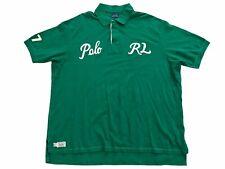 Vintage Polo Ralph Lauren Men 3XB Rugby Polo Shirt Heavy Cotton Big Logo