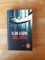 Elsa Lewin - Moi, Anna - Le Livre de Poche (policier)