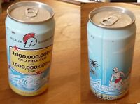 OLD AUSTRALIAN BEER CAN, CP CONTAINER PACKAGING 1989 3,000,000,000 CAN