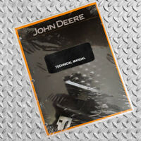 John Deere 35D, 50D Excavator Operation & Tests Service Repair Manual - TM2263