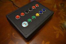 ALMAR SKRS Button Box urządzenie sterujące do gier ATS, ETS itp ENGINE !
