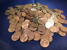Australian 1 Cent Prices 225 Grams.From Hoard. Bulk. Not Checked For 1968 Or SD.