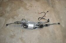 VW GOLF VI VARIANT STEERING RACK FOR VEHICLES WITH ELECTR/MECH. POWER STEERING