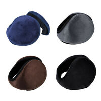 Ohrenschützer Winter Ear Warmers Fleece Earwarmer Herren Damen Behind Head