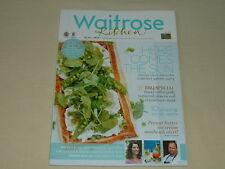Waitrose Kitchen Magazine - July 2015, Here comes the Sun