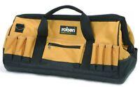 Rolson 68269 Hard Base Tool Bag, 600 mm 32 Pocket CLEARANCE !!!