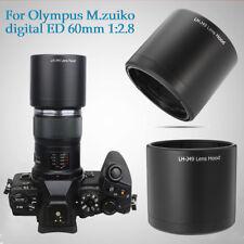 Lens Hood For Olympus M.ZUIKO DIGITAL ED 60mm 1:2.8 Macro. LH-49  US L