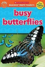 Busy Butterflies (Discover More), Gail Tuchman, Very Good condition, Book