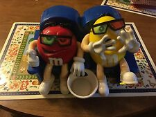 VINTAGE M&M'S CANDY DISPENSER - AT THE MOVIES THEATER SEATS Lot# 0395