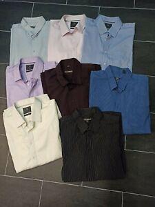 Lot de 8 chemises 47-48