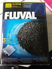 Fluval Filter Media 3 X Carbon New