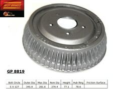 Brake Drum fits 1967-1989 GMC C1500,G1500 G25/G2500 Van Jimmy  BEST BRAKES USA