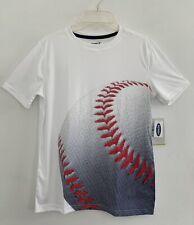 Active Go-Dry boys Baseball T-shirt XL (14-16) Old Navy