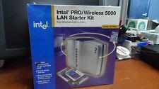 Intel PRO/Wireless 5000 LAN Starter Kit, 5 GHz 54 Mbps~ Brand New