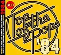TOP OF THE POPS 1984 3 CD SET - Gift Idea Human League Madness UB40 Duran Duran