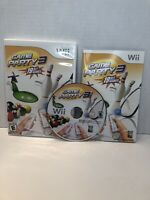 Game Party 3 Complete CIB Nintendo Wii 2009 with Manual Tested Free Shipping