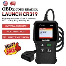 LAUNCH Cr319 Auto Obd2 Code Reader OBD Scan Tool Car Engine Check Creader Cr3001