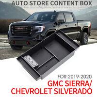 for 2019 Chevy Silverado 1500 GMC Sierra 1500 Interior Accessories Coin storage