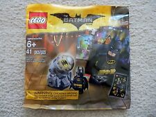 LEGO - The LEGO Batman Movie - Rare - Batman Bat Signal Poly Bag 5004930