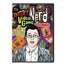 NEW Angry Video Game Nerd Season 5 (DVD)