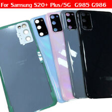 For Samsung Galaxy S20+ Plus /5G Rear Glass Battery Back Housing Cover+Camera UK