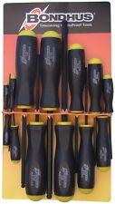 "13pc Set Hex Ball Driver ScrewDrivers .050 -3/8"" ProGuard™ Bondhus USA 10637"
