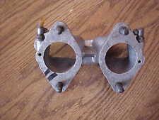 Vintage Skidoo Intake Manifold