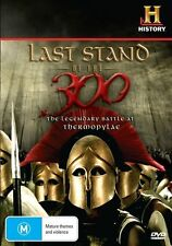 The Last Stand Of The 300 (DVD, 2010)-FREE POSTAGE