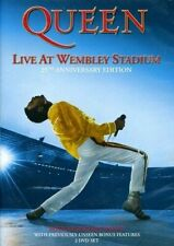 Queen Live at Wembley Stadium 25th Anniversary Edition - DVD Region 2
