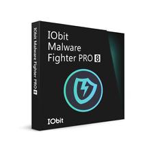 IObit Malware Fighter 8 PRO 1 year / 1 pc.Worldwide product key