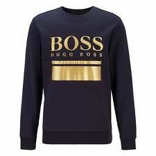 Boss Green Hugo Boss Salbo 1 Reißverschluss Sweatshirt Gold 50434921