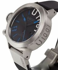 U-BOAT U1001 Mens watch 47mm £4400 new only 1000 made, titanium plate LTD EDIT