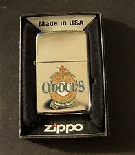 Zippo Lighter Premium Non-Alcoholic Brew Design