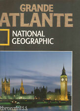 ATLANTE NATIONAL GEOGRAPHIC - EUROPA I - 2006