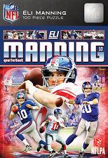 Jigsaw Puzzle 100 Piece NFL Eli Manning Puzzle
