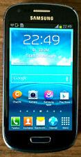 Samsung Galaxy S III mini GT-I8190 8GB Smartphone Ohne Simlock - Pebble Blue