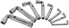Facom 8pc Metric Angled Box Spanner Wrench Set 92A.JE8 8-24mm