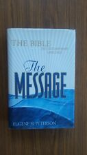 The Message: The Bible in Contemporary Language by Eugene H. Peterson. 2265Pgs.