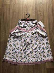 M&S Collection  Ladies Pyjama with Shorts UK18 EU46 BNWT RRP£20 Lilac Mix