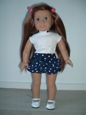 AMERICAN GIRL DOLL - SAIGE COPELAND - GIRL OF THE YEAR 2013