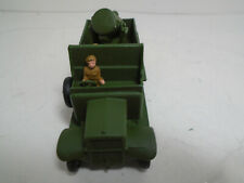 VINTAGE EARLY DINKY TOY MILITARY REPLACEMENT DRIVERS #150 KHAKI ARMY BERET