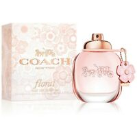 COACH NEW YORK FLORAL PERFUME 1.7oz / 50 ml Eau De Parfum Spray For Women Sealed