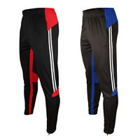 2019 Men's Soccer Football Athletic Sweat Sports Gym Track Leg Pants Trousers