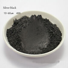 20g Black Mica Powder SPearl Powder Oap Dye Glittering Soap Colorant DIY